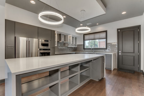 kitchen-townhome